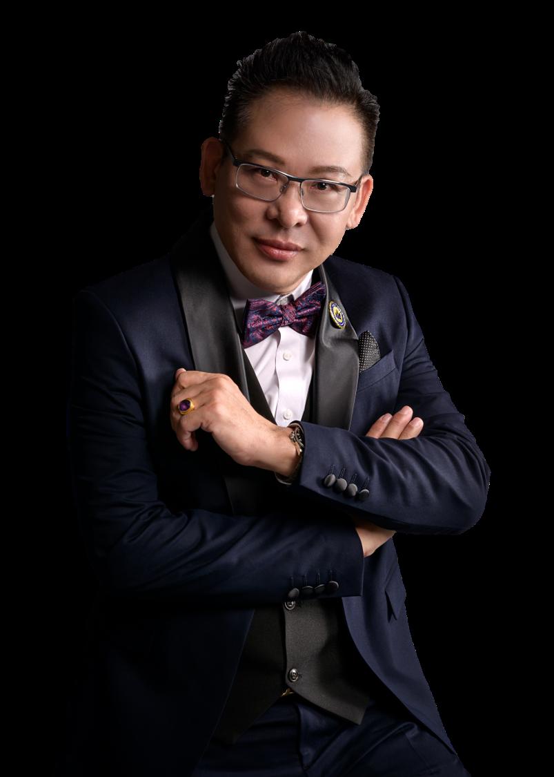 宝帝集团创办人- Dr Ben Poh
